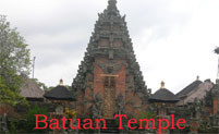 desa temple at batuan village