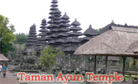 taman ayun temple at mengwi village