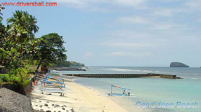 candidasa beach beautiful beach bali