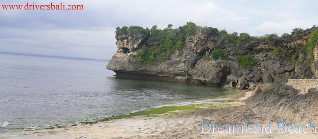 dreamland beach at pecatu bali